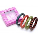 PULSERA INDIA COLORES
